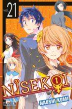 nisekoi nº 21 naoshi komi 9788416805082
