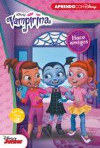 vampirina hace amigos (leo con disney nivel 2) 9788416931682