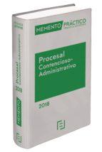 memento procesal contencioso administrativo-9788417162382