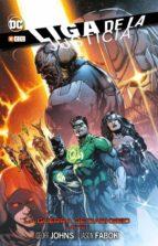 liga de la justicia: la guerra de darkseid: parte 1-geoff johns-9788417316082