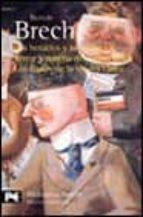 los horacios y los curiacios; terror y miseria del tercer reich; los fusiles de la señora carrar-bertolt brecht-9788420637082