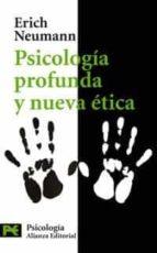 psicologia profunda y nueva etica-erich neumann-9788420660882