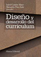 diseño y desarrollo del curriculum ramiro grau morancho 9788420663982