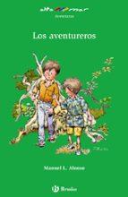 los aventureros manuel l. alonso 9788421696682