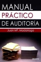 manual practico de auditoria juan mª madariaga 9788423419982