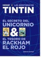 el secreto del unicornio & el tesoro de rackham el rojo  (album d oble)(las aventuras de tintin) 9788426138682