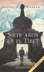 siete años en el tibet (6ª ed.)-heinrich harrer-9788426155382