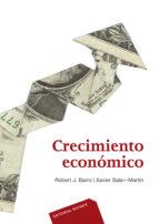 crecimiento economico-robert j. barro-xavier sala i martin-9788429126082