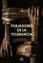 forjadores de la tolerancia-maria jose villaverde rico-john christian laursen-9788430952182