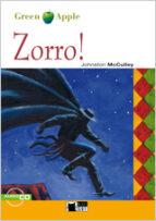 zorro, eso: material auxiliar (incluye cd) (2ª ed.)-9788431678982