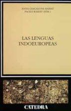 las lenguas indoeuropeas-paolo ramat-anna giacalone ramat-9788437613482