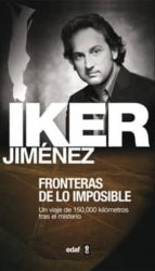 fronteras de lo imposible-iker jimenez-9788441408982