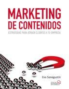 marketing de contenidos (ebook) eva sanagustin 9788441533882