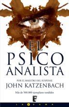 el psicoanalista (ebook)-john katzenbach-9788466645782