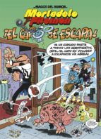 ¡el capo se escapa! (magos del humor mortadelo y filemon) francisco ibañez 9788466659482