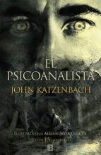 el psicoanalista (15º aniversario)-john katzenbach-9788466662482