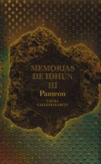 memorias de idhun iii: panteon laura gallego garcia 9788467511482