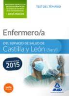 enfermero/a del servicio de salud de castilla y león (sacyl). test 9788467615982