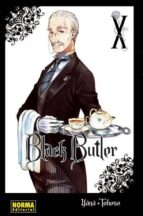 black butler (vol. 10) yana toboso 9788467911282