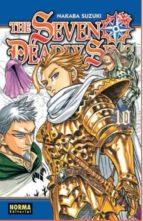 the seven deadly sins 10-nakaba suzuki-9788467922882