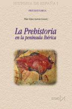 La prehistoria en la peninsula iberica por Pilar (coord.) lopez garcia FB2 EPUB