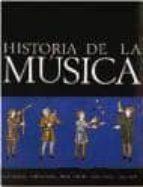 historia de la musica (5ª ed.) kurt  et al. honolka 9788471661982