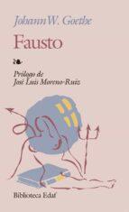 fausto  (5ª ed.) johann wolfgang von goethe 9788471662682