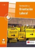 formacion y orientacion laboral-fol + cd (grado medio)-9788479421182