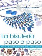 bisuteria: paso a paso barbara case 9788480199582