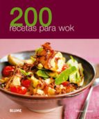 200 recetas para wok-9788480769082