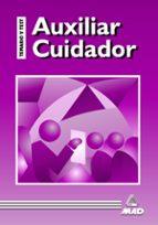 auxiliar cuidador: temario practico y test concepcion fernandez gonzalez 9788483110782