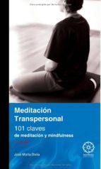 meditacion transpersonal jose maria doria 9788483527382
