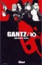 gantz nº 10-oku hiroya-9788484494782