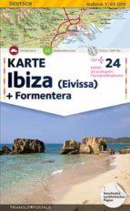 mapa ibiza (aleman)-9788484783282