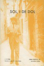 sol, i de dol j.v. foix 9788485704682