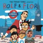 El libro de Rolf & flor a londres (catalan) autor THE PINKER TONES TXT!