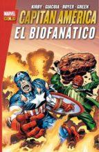 capitan america: el biofanatico jack kirby 9788490945582