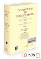 instituciones de derecho privado, tomo iii, vol. 1º victor manuel garrido de palma 9788491357582
