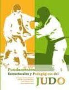 fundamentos estructurales y pedagogicos del judo fernando amador ramirez 9788492777082