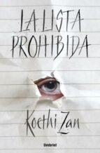 la lista prohibida-koethi zan-9788492915682