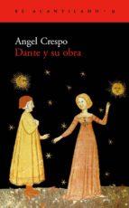 dante y su obra-angel crespo-9788493065782