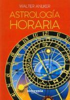 astrología horaria walter anliker 9788494486982