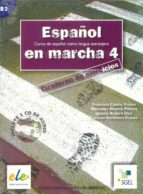 español en marcha 4 ejer cd francisca castro viudez 9788497782982