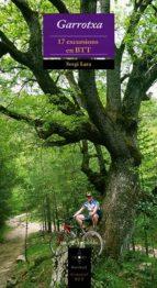 garrotxa. 17 excursions en btt-sergi lara-9788497916882