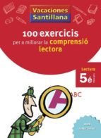 5 vacances comprensio lectora (educacio primaria)-9788498073782