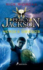 percy jackson y los heroes griegos-rick riordan-9788498388282