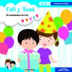cati y tomi: aprendiendo a leer - nivel 3 (2)-9788499396682