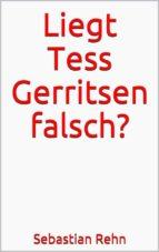 liegt tess gerritsen falsch? (ebook)-9788827537282