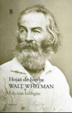 hojas de hierba (ed. bilingüe) walt whitman 9789500396882