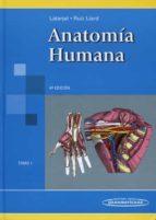 anatomia humana (t. i) alfredo ruiz liard 9789500613682